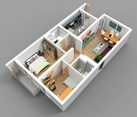 Apartamente noi Ghimbav Cartierul Tineretului, dezvoltator imobiliar Ghimbav, | TerraCity